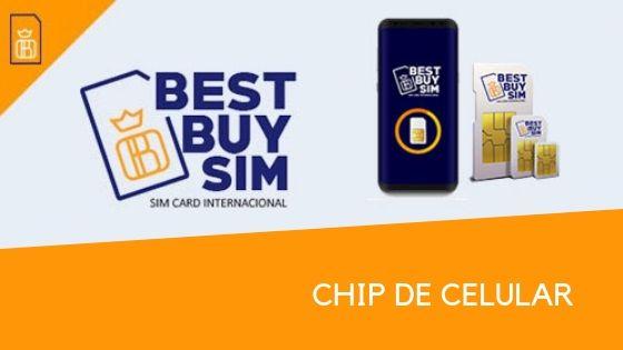 Chip para Celular