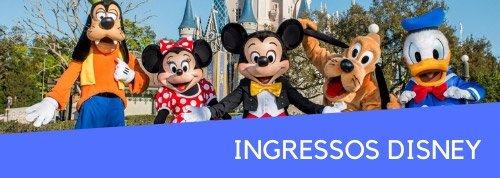 Ingresso Disney
